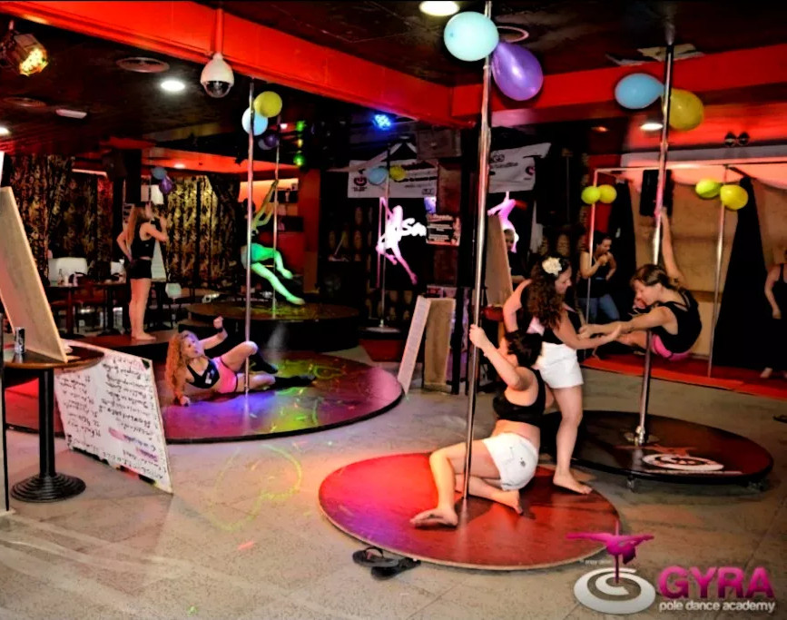 pole dance Benidorm